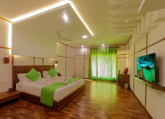 Air Conditioned Deluxe Room