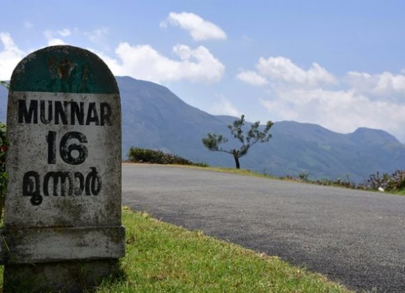 Best Routes To Munnar : How To Reach Munnar Safely?
